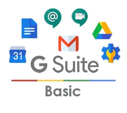 G Suite + 30GB debesyje
